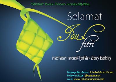 Selamat Hari Raya Idhul Fitri 1434H