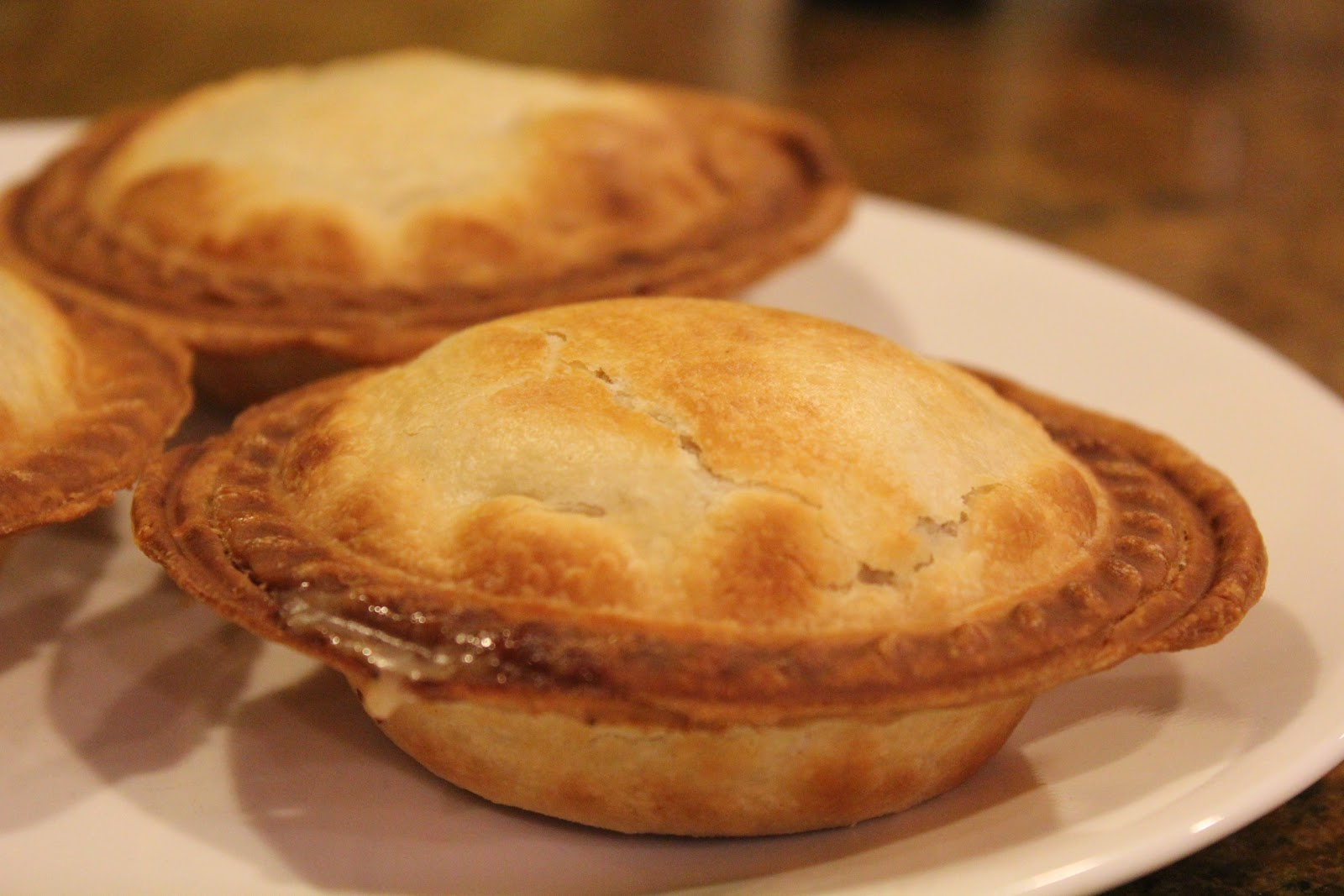 Life Made Simple: Loaded Mini Chicken Pot Pies