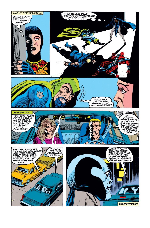 Captain America (1968) Issue #395 #328 - English 18