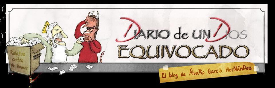 Diario de un Dios Equivocado-Relatos Cortos-Relatos de Humor-