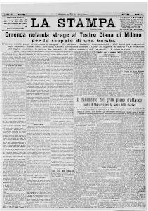 LA STAMPA 24 MARZO 1921