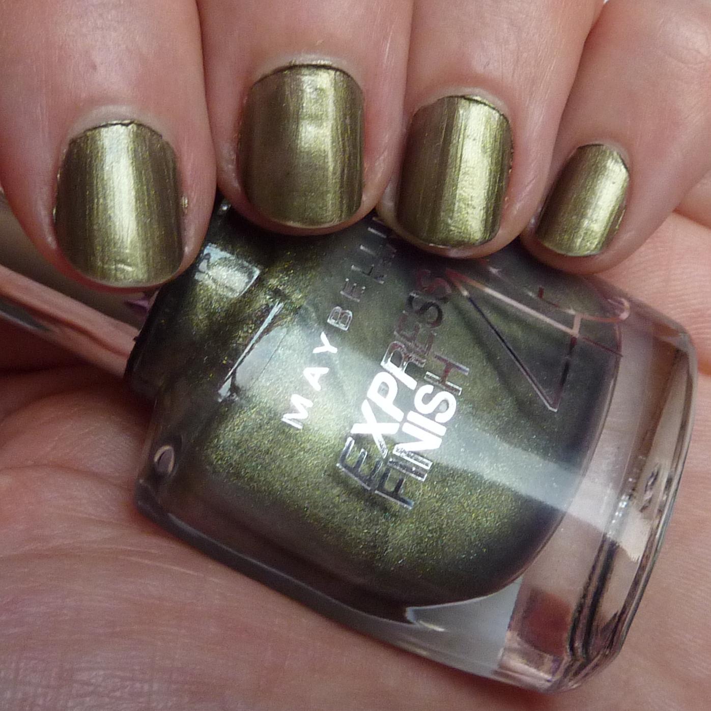 Light Khaki Nail Polish - Creative Touch