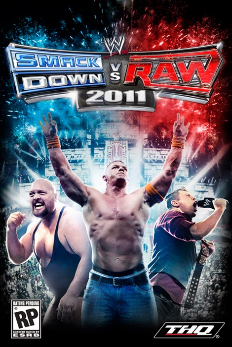 WWE SmackDown vs RAW Tek Link Full Oyun İndir