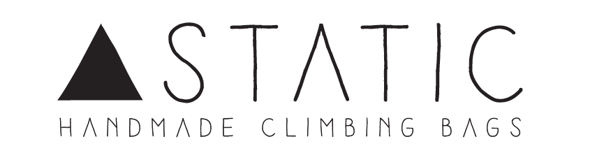 STATIC: Handmade Climbing Bags (with Discount Code!)