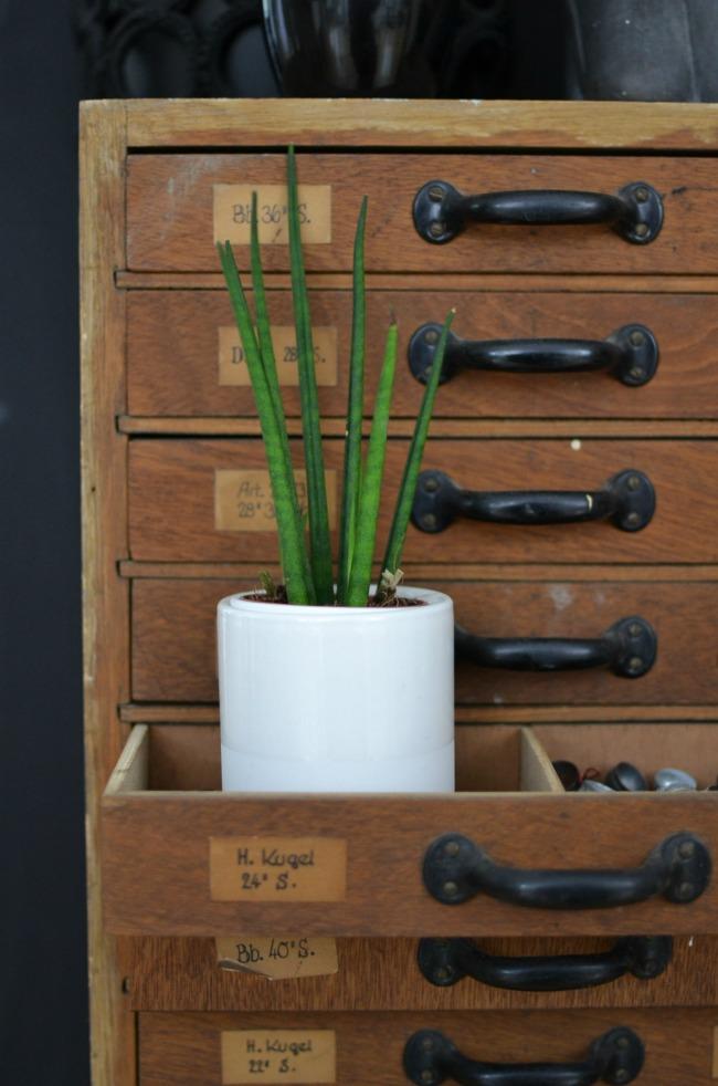La fabrique d co meubles vintage et petites plantes for Caler un meuble