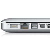 Ports apple macbook pro notebook
