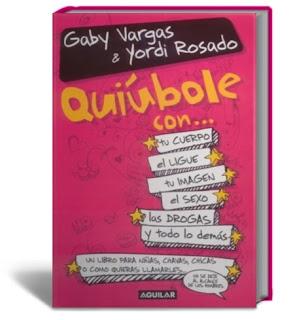 Quiubole Con(Para Chavas) de Yordi Rosado y Gaby Vargas[PDF]