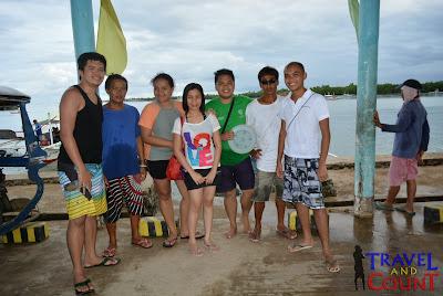 Honda Bay Tour with Boatmen