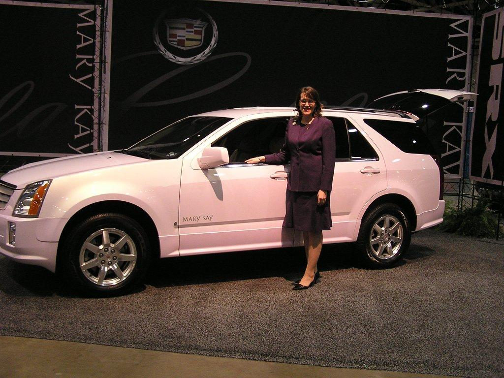 Some Mary Kay Pink Cadillac Photos