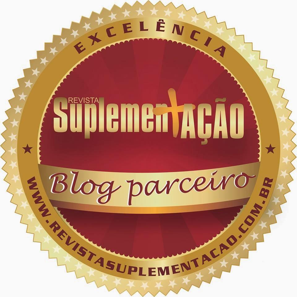 BLOG parceiro da Revista Suplementação!