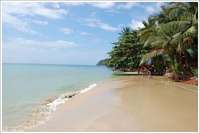 koh chang coastline