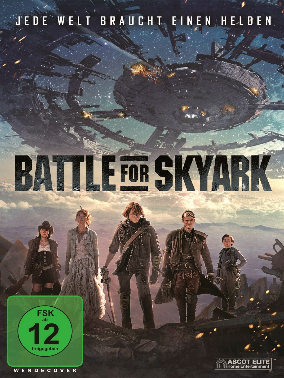 Battle for Skyark 2015 – Watch Movie and TV Show PubFilm HD Free