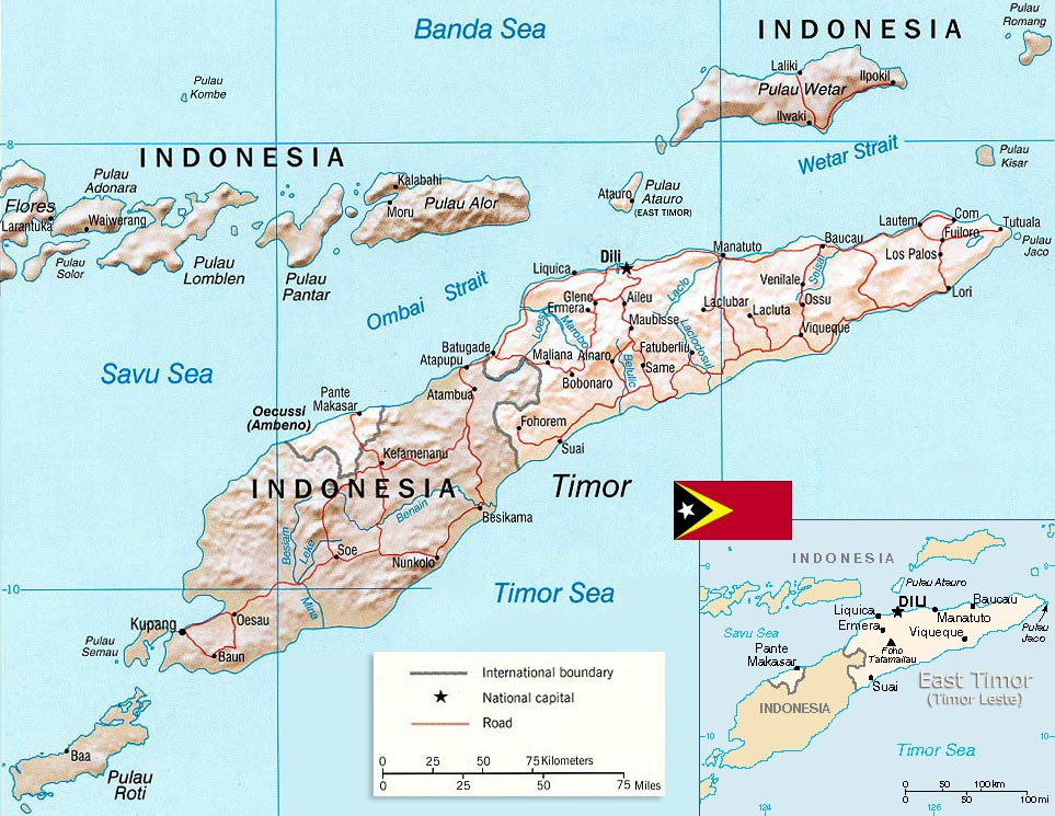 Sejarah Timor Leste