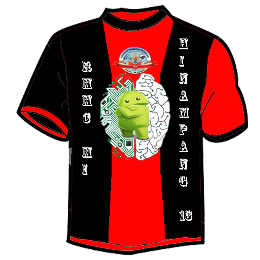 RMMC-MI Information Technology Department: Intrams T-Shirt Design 2013