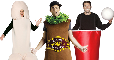 Halloween costumes to scare your health educator: Wellness vs. Not ...