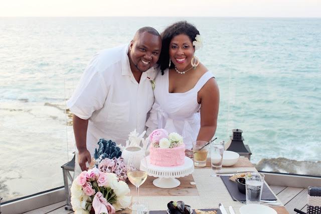 Carmen and Lionel Wedding