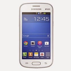 eBay: Buy Samsung Galaxy Trend S7392 GSM Mobile Phone (Dual SIM) at Rs.4278