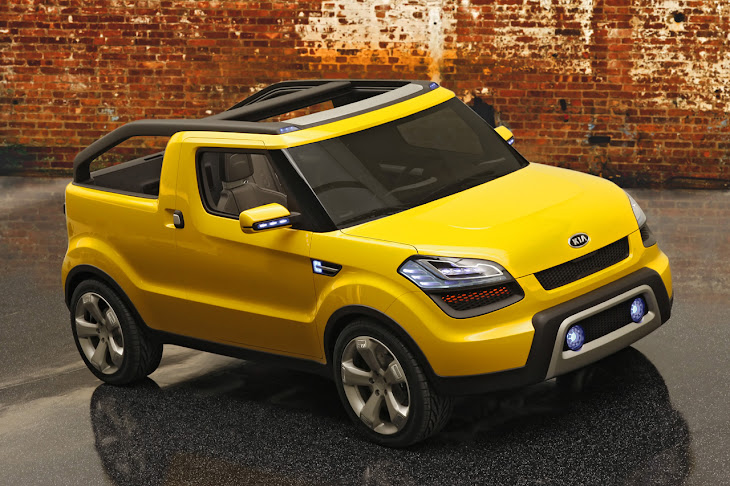 super cars  Kia Soul 2014