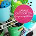 Garage Update: Outdoor Toy Organization
