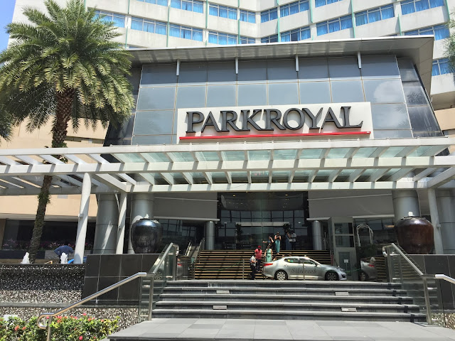 PARKROYAL on Kitchener Road