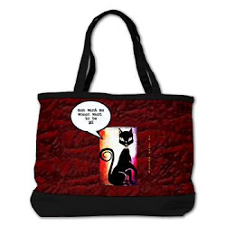 Funny Diva Handbag