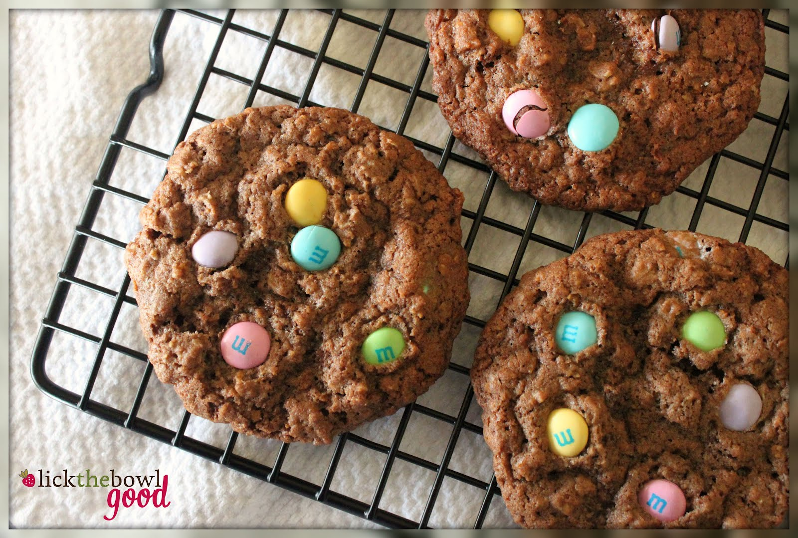 Chocolate Monster Cookies from Baking Basics and Beyond- A Review and ...