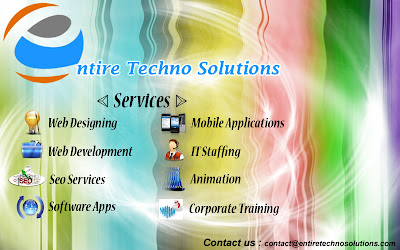 Entire Techno Solutions Services