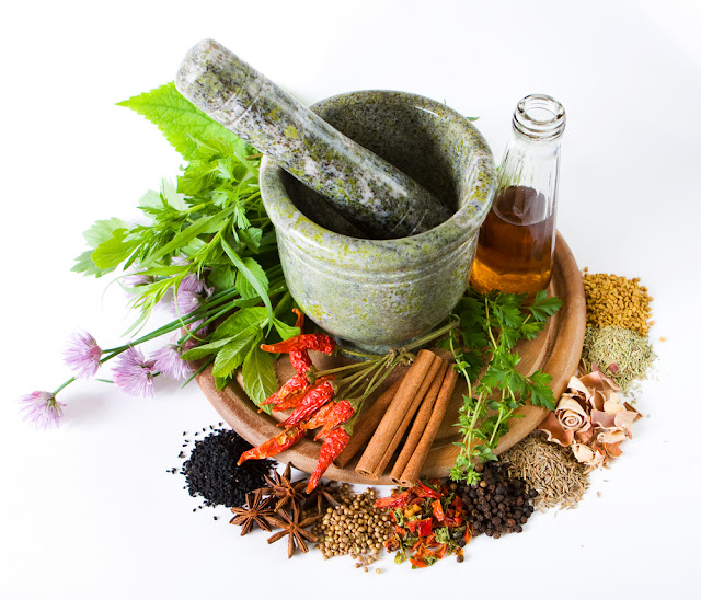 10 Herbs and Spices that helps in Losing Weight