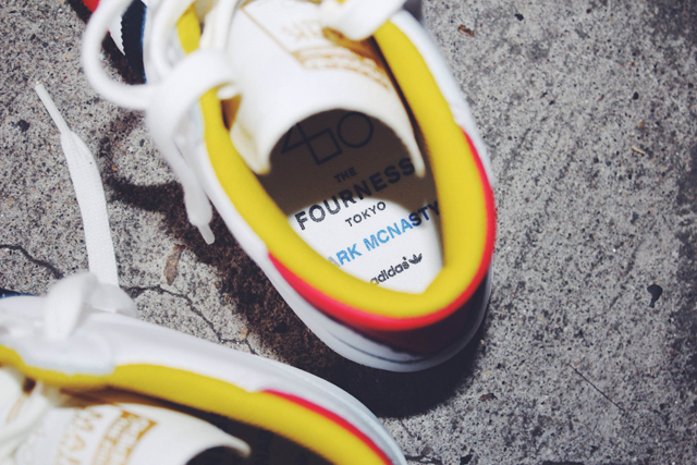 adidas アディダス a four mark mcnairy