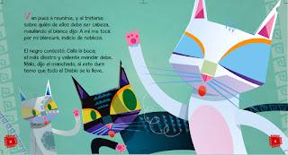 ilustracion por CANAM para Fabulas del Melgar