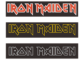 download Logo Iron Maiden Vector