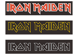 Iron Maiden Logo Vector