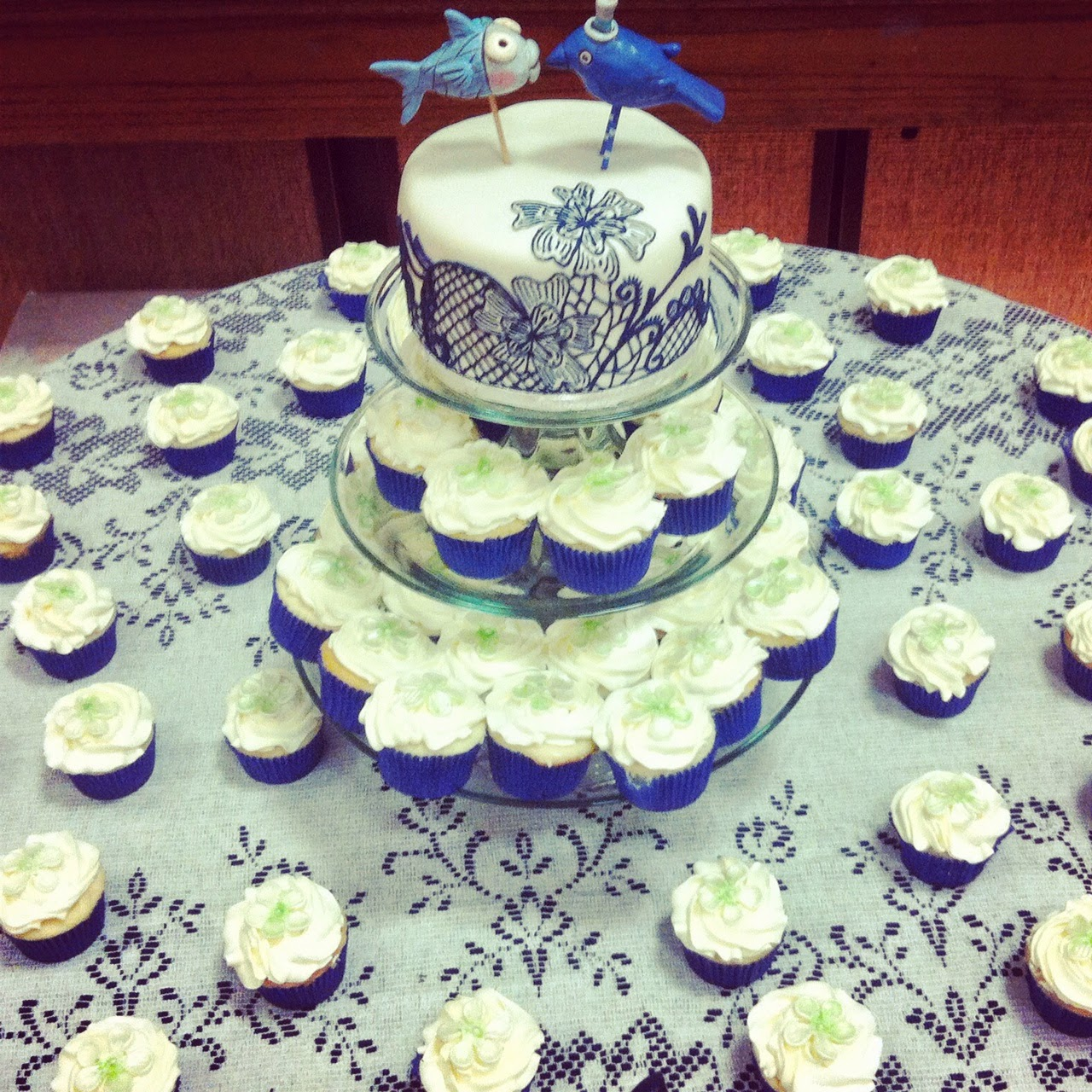 Provo Utah County Wedding Cakes and Dessert Catering