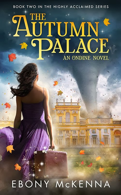 The Autumn Palace USA/ Russia/ Japan/ China/ Moldova edition