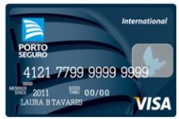 Cartão Porto Seguro Visa Internacional