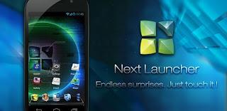 Next Launcher 3D v1.21.1 Apk
