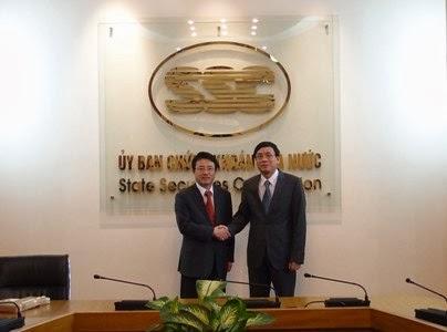 Đề thi tuyển vào Ủy ban chứng khoán Nhà nước (SSC) 2013