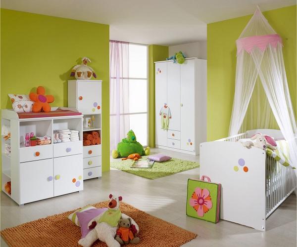 Photos chambre bébé