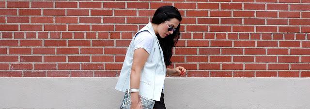 White Stylestalker vest