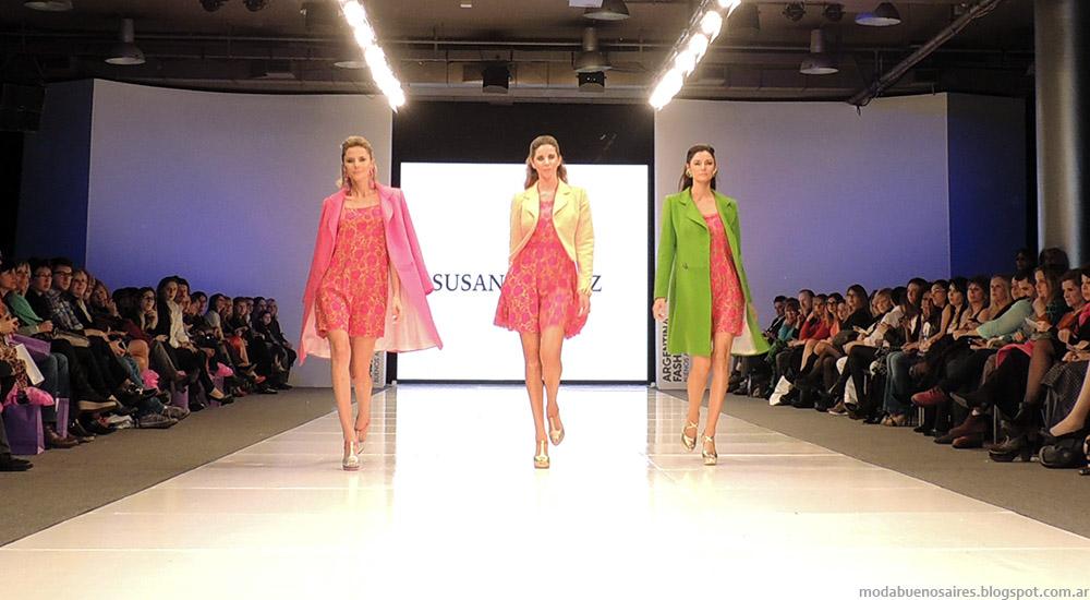 Susana Ortiz primavera verano 2015. Desfile de Moda primavera verano 2015.