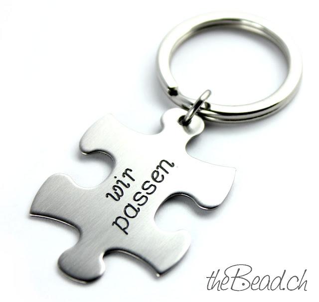 Gravur Schlüsselanhänger