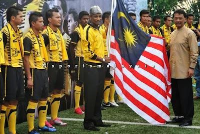 teganuku  Skuad Bola Sepak Malaysia Pada Ranking 154 Dunia b210e5e704