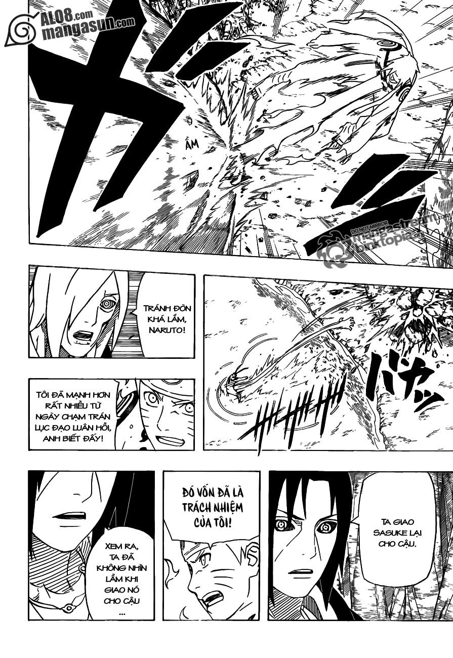 Naruto chap 549 Trang 10 - Mangak.info