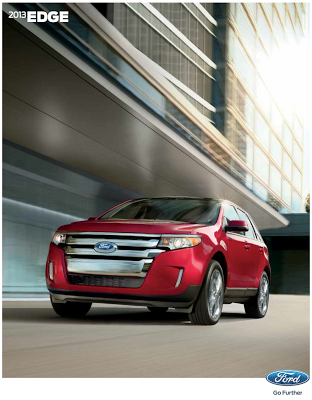 New Ford Edge Brochure