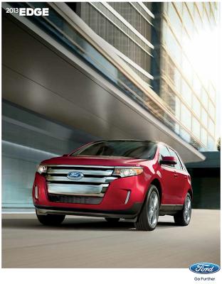 New Ford Edge Brochure