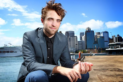 Will Robert Pattinson play Christian Grey?
