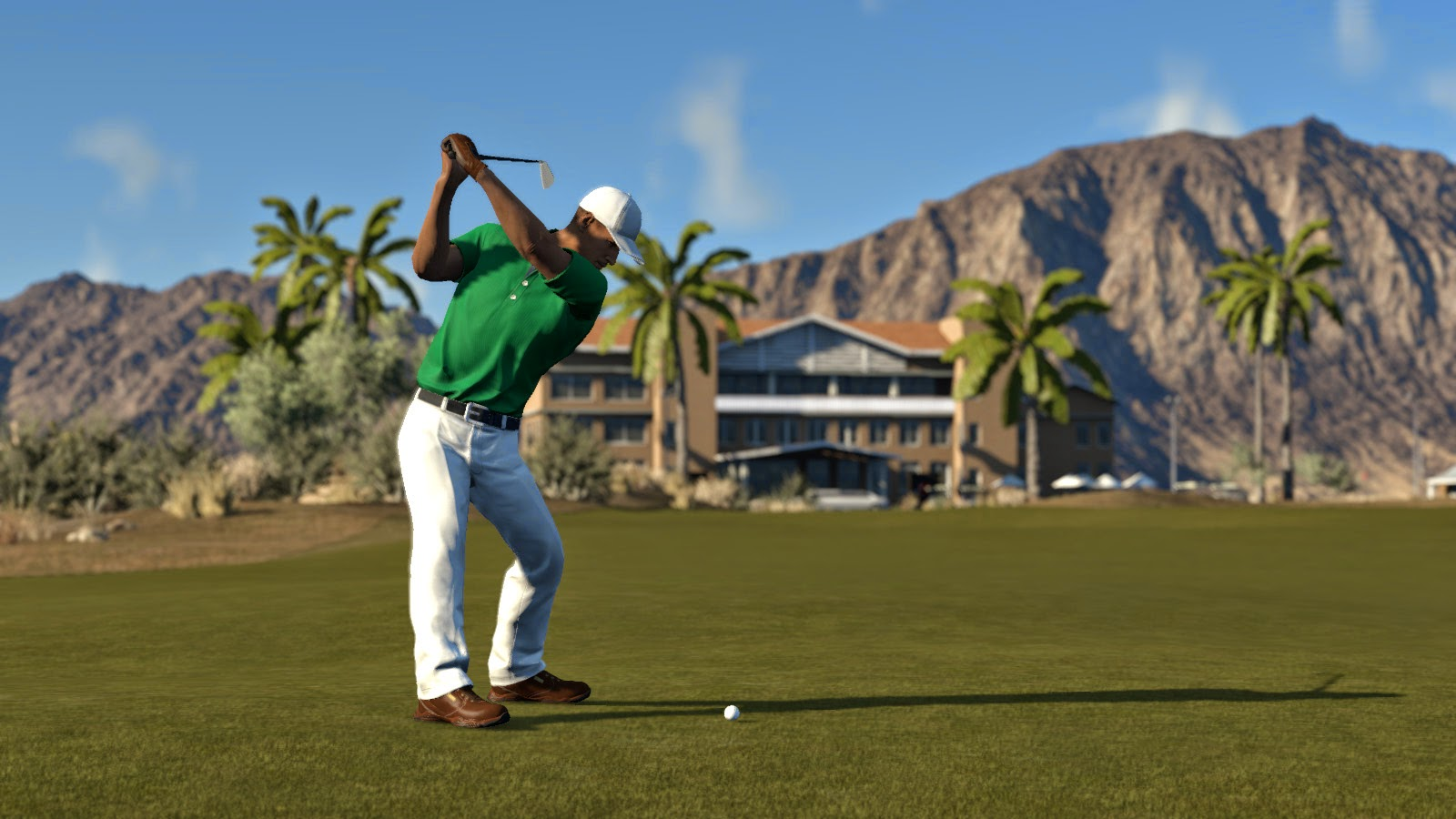 The Golf Club PC Golf Simulation