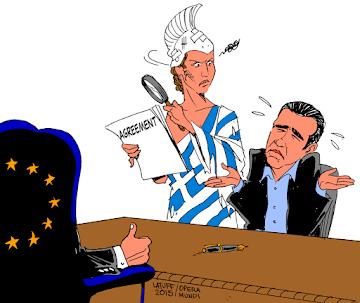 Μετά το Eurogroup! (by C. Latuff)