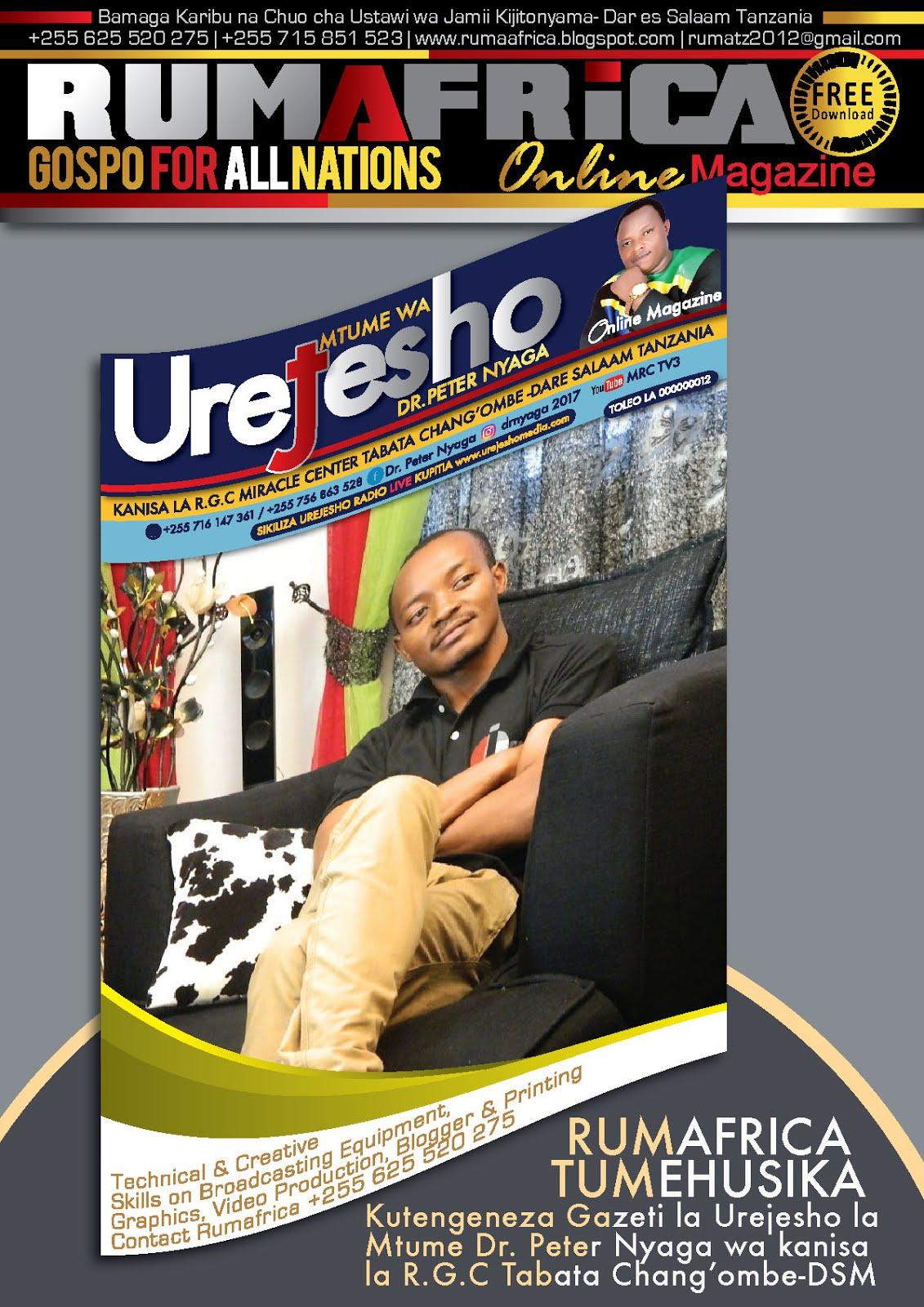 UREJESHO Magazine