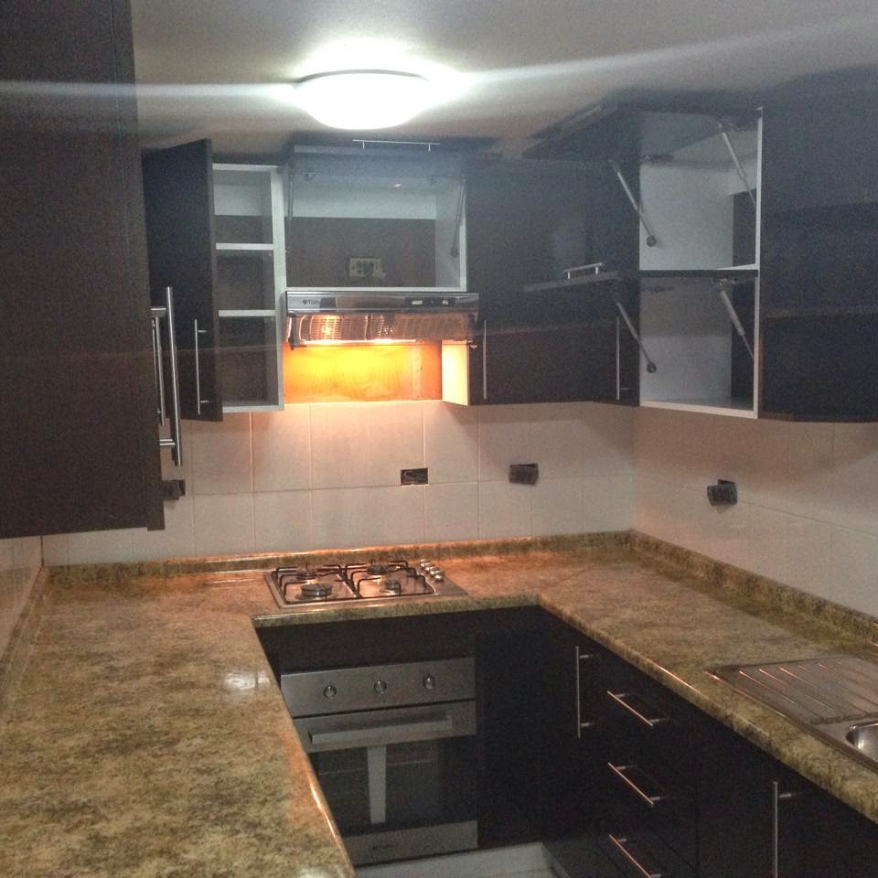 Centro de proyectos a medida proyecto de cocina en for Proyectos de cocina easy